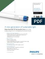 Tubo Fluorescente LED T8