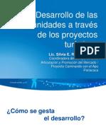 Desarrollo de Proyectos Turisticos Sostenibles en Comunidades