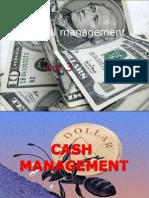 cash mgmt