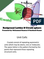 ewald sphere