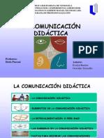 Didactica exposición