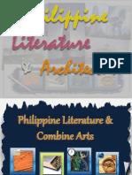 Philippine Literature and Architecture