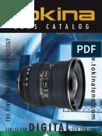Tokina Lens for Digital Slr