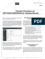 How to Install Tomato Firmware on NETGEAR WNR3500Lv2 MyOpenRouter December 16, 2012 at 0858PM.pdf