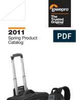Lowepro - 2011 Spring Product Catalog