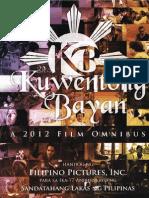 AFP - Kuwentong Bayan 2012