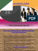 ISO Consultants Dubai