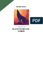 Hearst Dorothy - Las Cronicas Del Lobo I - El Pacto de Los Lobos
