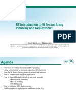 TenXc BSA Planning and Deployment