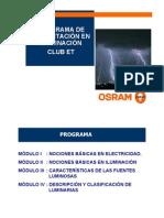 Módulo I- Nociones basicas de electricidad