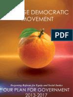 ODM Manifesto 2012