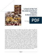 La Historia de New York