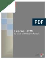 Learne HTML
