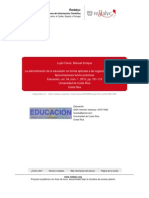 La administración de la educación no formal