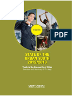 State of the Urban Youth Report 2012/2013 -  Summary Report