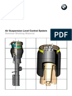 Air Suspension Level Control System