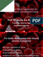 42d6Blood Transfusion