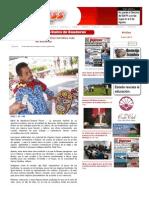 06-12-12 Periodico Express de Nayarit - Artesanía Huichol, un atractivo turístico más en Bucerías
