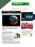 13-12-12 nayaritenlinea - Pese aprobación del Congreso desaparición de Secretaría de Cultura sigue en análisis, dice Roberto