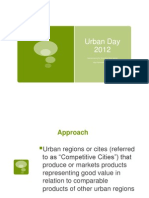 3- URBAN DAY 2012 - Competitive Cities 2 - VPadmanabhan