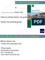 6- Urban Day 2012 - Green Cities Jhuang