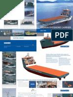 461_folder Damen Offshore Carrier