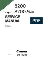 Canon BJC-8200 Service Manual.pdf