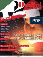 12 Mesi - BERGAMO - Dicembre 2012