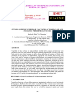 Studies on Physicochemical Properties of Soybean Oil and Its Blends With Petroleum Oils