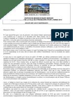 Intervention Marc Merger budget 2013
