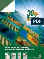 Guía Para el Control de Malas Hierbas Difíciles · Monsanto