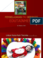 Pai Berbasis Edutainment