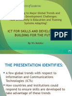 Vis Naidoo - ICT for Skills Development