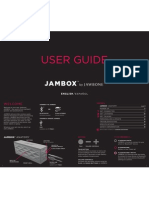Jawbone Jambox Manual