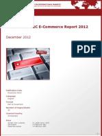 Brochure & Order Form_Switzerland B2C E-Commerce Report 2012_by yStats.com