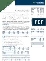 Market Outlook 141212