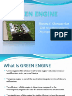 Green engine ppt