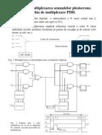 Multiplexare PDH