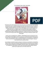 DHASA-AVATHARAM OF LORD VISHNU- PARASURAMA
