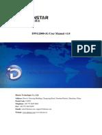 Dwg 2000 1 porta Voip GSM