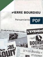 Bourdieu. Pensamiento y acción