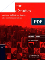 English for Business Studies Student s Book 2