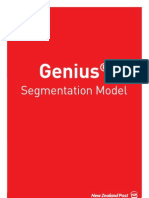 Genius Segmentation Model Guide