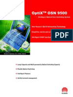 OptiX OSN9500