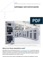 Electrical-Engineering-portal.com-Assemblies of Switchgear and Control Panels Part 1