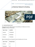 Guideline to Design Electrical Network for Building (Small Area) _ EEP