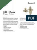 Honeywell-sensing-kgz10 Series Oxygen Sensors