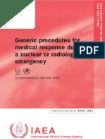 Emergencias Radiactivas Iaea 2005