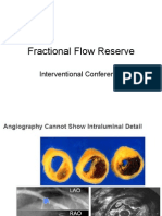 Fractional Flow Reserve
