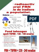 Fondul radioactiv
